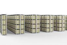 Almacenamiento / Sistemas de almacenamiento para todo tipo de negocios.
