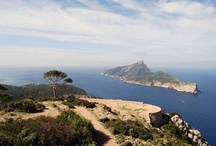 Neighbourhood Guide - Sa Dragonera, Mallorca, Spain / This uninhabited rocky island on the west coast of Mallorca was named after its shape. Sa Dragonera (or Dragonera) resembles a sleeping dragon majestically rising up out of the sea.