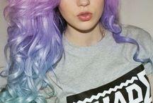 HAIR Make-up love love love / Hair stuff
