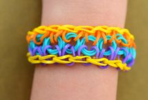 Rainbow loom / by Alma Buckley