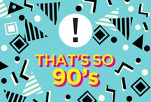 That's SO 90's / We love everything 90s and we're celebrating them with our favorite trends! / by Lifetime TV