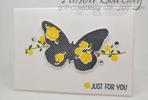 SU: Schmetterlinge / Floral Wings