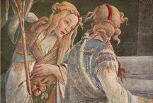 ART: sandro botticelli / 1445 – 1510