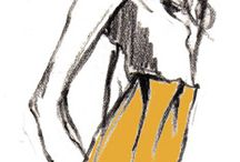 Fashio illustrations