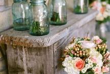 Wedding flowers and decor / by Rachel Waite
