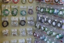 Bead shop, Rayleigh / A look around our bead shop in Rayleigh, Essex. Shop has closed, but you can still shop online at https://folksy.com/shops/LittleBeader