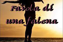 Favola di una falena / Favola di una falena, romanzo new adult di Alessio Del Debbio, edito da Panesi Edizioni. Disponibile in digitale su tutti gli store di Ebook.