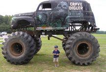 Cars - Monster Truck