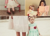 mother-daughter photoshoot ideas