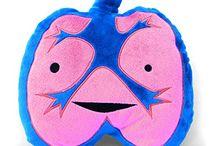 i heart guts - plush toys