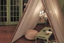 Diy Pop up child tent