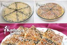 mayalı peynirli kek