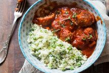 couscous maaltijd