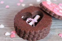♡ Valentine's Day ♡ / Hier gibt es alles rund um den liebevollsten Tag des Jahres - Valentinstag. Gebackenes, schöne Bilder, kreative Ideen und vieles mehr.