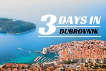 Croatia Holiday / Ideas for summer holiday