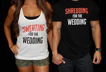 》Sweat&Shred《 / Sweating for my wedding (: