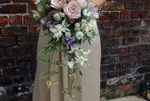 Hannah wedding bouquets