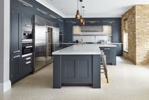 Handcrafted Kitchen in Private Residence