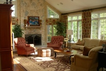 sitting area / by Kathy Rohe