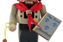 Nutcrackers are Fun and Whimsical