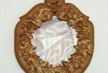 Στεφανοθήκες / Ξυλόγλυπτες στεφανοθήκες φιλοτεχνημένες από τον Γιώργο Παττέ | www.pattes.gr