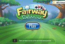 Fairway solitaire / Wellcome to Fairway Solitaire game. There are 9 levels in this game and you can play it on any of your browser. Let's become the winner in this game