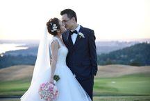 My wedding day / My romantic wedding dream has come true!