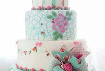 mosaic - cake