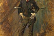 France - 1890-1899 : Men