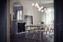 Interiors Contemporary || Dining Room