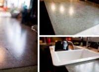For the Home / Concrete counter tops