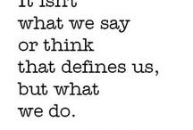 my mantra / by Whitney Martin