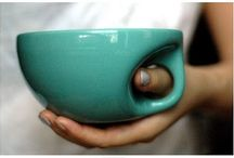 mugs, bowls, dishes & thangs