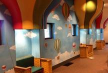 Playroom ideas / by Kelly Morrison