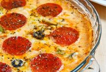 GAME DAY / Pizza Dip / by Beverly Hardeman-Little