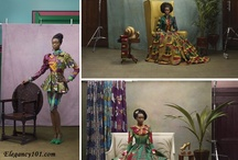 African Fashion 101 / www.elegancy101.com - Global Style & Beauty