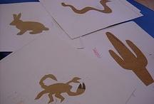 Sandpaper Preschool Ideas