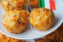 Muffins herzhaft