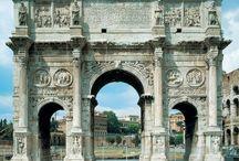 roma / relief,sculpture, architectural