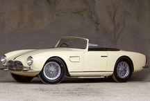 Classic euro cars