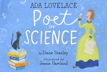 Picture Book Biographies / These illustrated biographies are a great introduction to some of the most fascinating people from history.  Definitely not just for little kids!