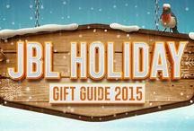 JBL Holiday Gift Guide: Music Lover / Find the perfect gift for the Music Lover in your life this holiday season. / by JBL