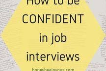 Interview Tricks/Proper Attire / Guidance to help with interviews to ensure you will get the job. Also, what to wear and what not to wear.