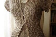 Nydelige strikke klær