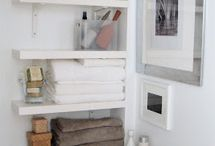 Storage for small areas
