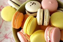 Macaroons / Small deserts