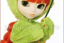 Pullip / Dolls japonesas
