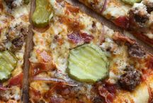 Grilled Pizza / Grilled Pizza recipes
