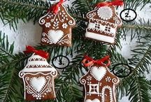 Gingerbread cookies - Pepparkakor! / Gingerbread cookies from all around the world! Pepparkakor från alla världens hörn!