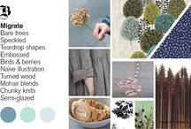 A/W 2015/16 Home  |  Migrate / Trend Bible Home & Interior Trends Autumn/Winter 2015/16